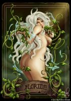 Floride the Witch by sorenka