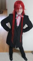 Grell Cosplay by Simply-Psycho