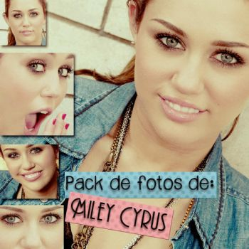 Pack de Miley Cyrus by SskyscraperTutorials