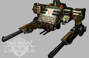 Sample texture of Mech by jerix