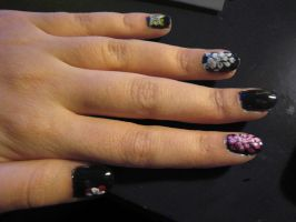 Flower dots by lowlance