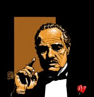 The Godfather by avix