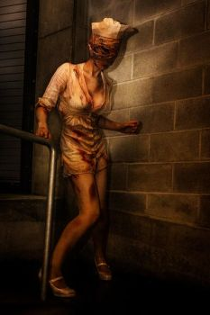 Silent Hill:  Halloween by vasher