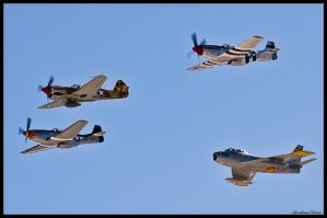 Nellis Sun 7 by AirshowDave
