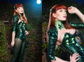 Poison Ivy by silvergrey