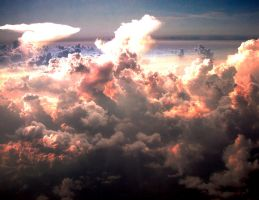 Chicago sky by Photogenetic