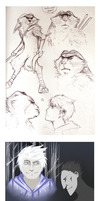 ROTG sketchdump 1 by Violac
