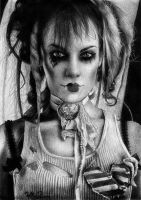 Emilie Autumn2 by ylxiaa