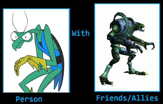 What if Zorak Became Allies with Space Pirates? by TheDeadlyRosered