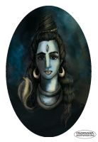 Shiva by LaTaupinette