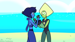 Lapidot Fusion Dance (Animated GIF) by Kyriena