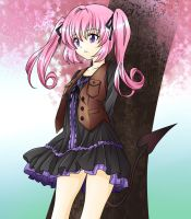 Nana Asta Deviluke by ghost-crabs