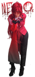 Grell Cosplay is Done~!! by NEOmi-triX