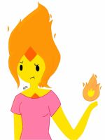 flame princess motherfuckers by CoffeeCats