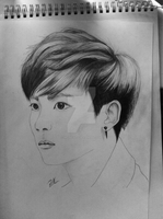 Jonghyun - SHINee by infuse-into