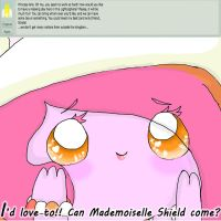 Question 9 Can Shield come? by SherbertDreamz