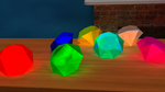 Chaos Emeralds - Cycles by Adreos