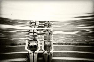 Our Life is a Pool of Memories by Camaryn