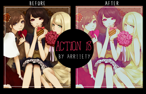 Arriiety Action 18 by Arriiety