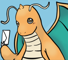 Dragonite by Aradia617