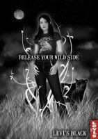 Release Your Wild Side by dalenapier