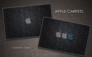 Apple Carpets by JayCustom