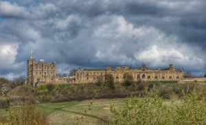 Bolsover Castle by TheRealAverageDrawer