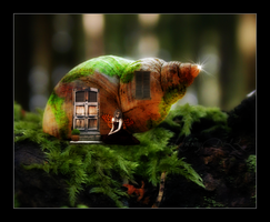 a faerie's abode by LobotomyDoLL