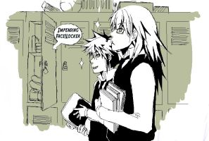 KH: Peripheral by kitten-chan