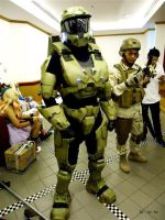 Master Chief by Constrictorz