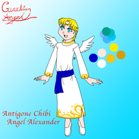 Guardian Angel - Alexander by TorresAdlinCDL91