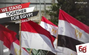 We Stand Together for Egypt by ulya27