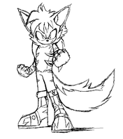 Sisco's Newest Appearence 2012: Sonic Ver. by SiscoCentral1915