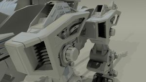Project Liger Zero 2011 - 09 by 3DRaptor