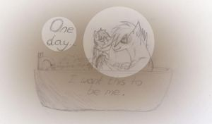 One Day... by MutedSilver12