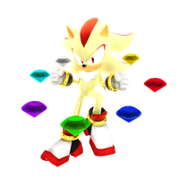 Super Shadow by Cyberphonic4D