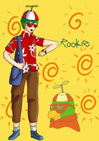 Club Penguin - Rookie[Humanized] by GalaxiasHM