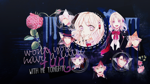 Diabolik Lovers Wallpaper by tivee