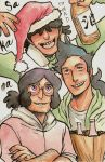 Sakana for Xmas by DeannaEchanique