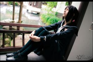 Hetalia Vietnam - Waiting by Nazu-chan