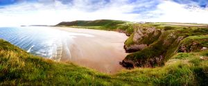 Rhossili by TheBroth3R