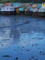 The Stilted Houses of Castro by Telestic