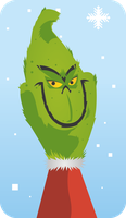 ID Grinch by GuillermoVA