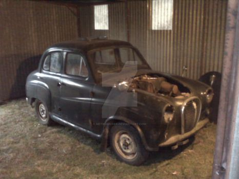 Spares Austin A35 by MetroDriver