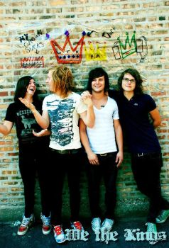 we the kings by theacademyislove