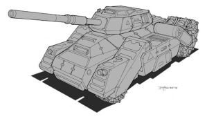 ATVX Tank by RC-draws