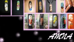 Custom Necklace examples by AMNAPR