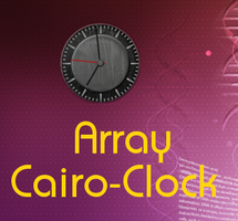 Array Cairo-Clock by GrynayS