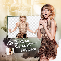 Taylor Swift Png Pack by selenatorgorl