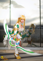 Rena Grand Archer by KICKAcosplay